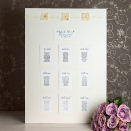 Arabella Table Plan