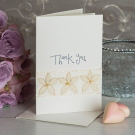 Arabella Thank you Card