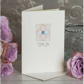 Elegance Thank you Card
