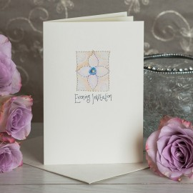 Elegance Evening Invite