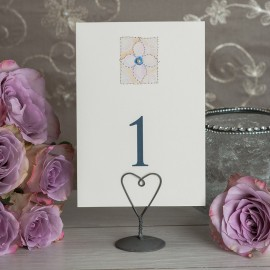 Elegance Table Number