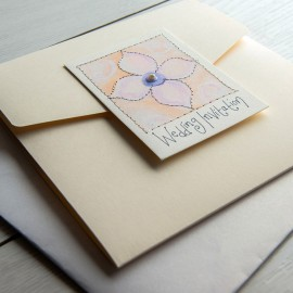 Elegance Pocketfold Invite