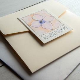 Elegance Pocketfold Invite