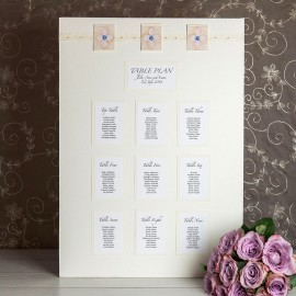 Elegance Table Plan
