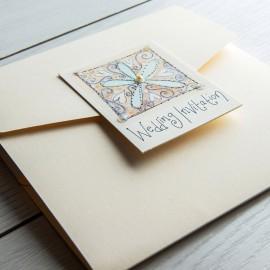 Enchantment Pocketfold Invite