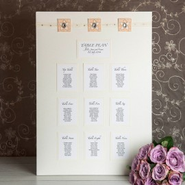 Forever Table Plan