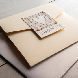 Purity Pocketfold Invite