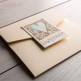 Serendipity Pocketfold Invite