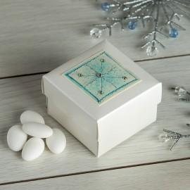 Snowflake Favour Box